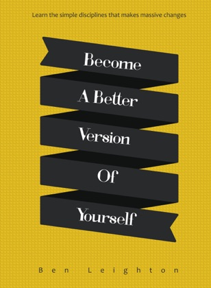 Become A Better Version of Yourself book cover