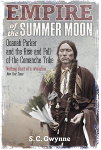 Empire of the Summer Moon Buch-Cover