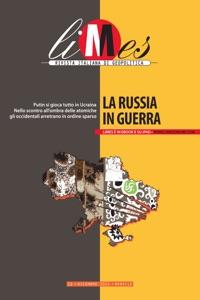 Limes - La Russia in guerra Book Cover