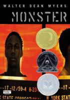 Walter Dean Myers - Monster artwork
