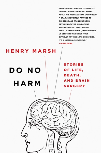 Do No Harm - Henry Marsh book cover