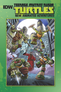 Teenage Mutant Ninja Turtles: Comic Book Day Special Book Review