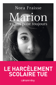 Marion, 13 ans pour toujours La couverture du livre martien