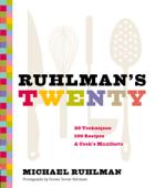 Ruhlman's Twenty Book Cover