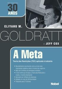 A Meta  Edição comemorativa 30 anos Book Cover