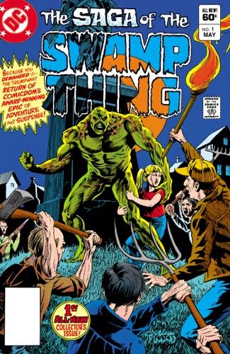 Martin Pasko, Bruce Jones, Dan Spiegle & Tom Yeates - The Saga of the Swamp Thing (1982-) #1