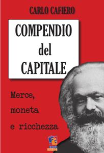 Compendio del Capitale Copertina del libro