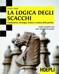 La logica degli scacchi Copertina del libro