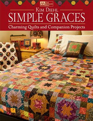 Simple Graces - Kim Diehl book