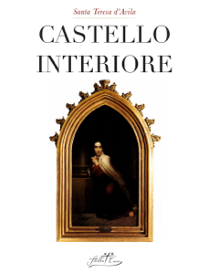 Castello Interiore Libro Cover