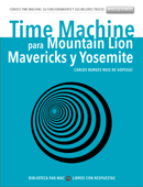 Time Machine para Mountain Lion, Mavericks y Yosemite