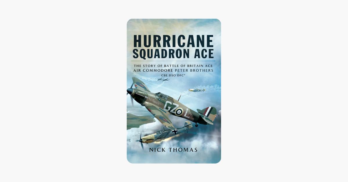 Hurricane Squadron Ace