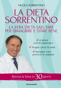 La dieta Sorrentino Copertina del libro