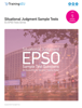 Training4EU Publishing Team - Situational Judgment Sample Tests - EU EPSO Tests Series artwork