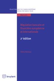 R Gulation Bancaire Et Financi Re Europ Enne Et Internationale