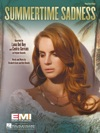 Summertime Sadness Sheet Music