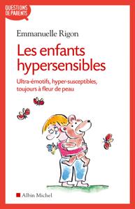 Les Enfants hypersensibles La couverture du livre martien