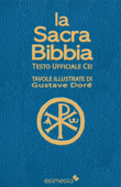 La Sacra Bibbia illustrata CEI Book Cover
