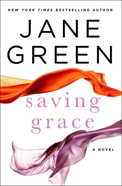 Saving Grace - Jane Green book cover