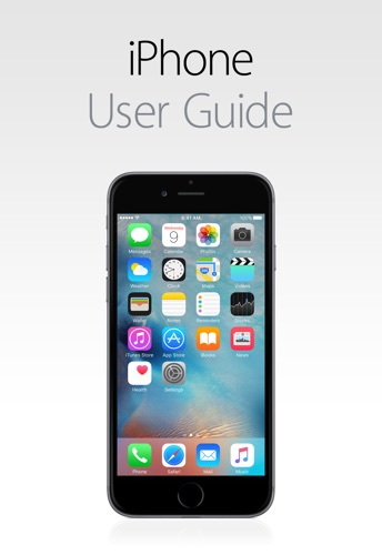 iPhone User Guide for iOS 9.3 - Apple Inc. - Apple Inc.