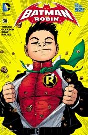 Download of Batman and Robin (2011-) #38 PDF eBook