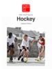 Gareth Tucker - Hockey ilustración