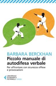 Piccolo manuale di autodifesa verbale Book Cover