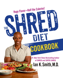 The Shred Diet Cookbook book