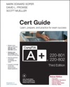 CompTIA A 220-801 And 220-802 Authorized Cert Guide Deluxe Edition 3e