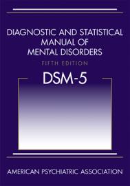 Diagnostic and Statistical Manual of Mental Disorders (DSM-5®) book