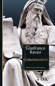 I Comandamenti Copertina del libro