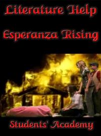 Literature Help: Esperanza Rising book