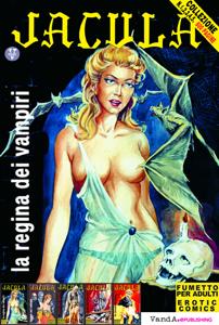 Jacula Collezione 1 Copertina del libro