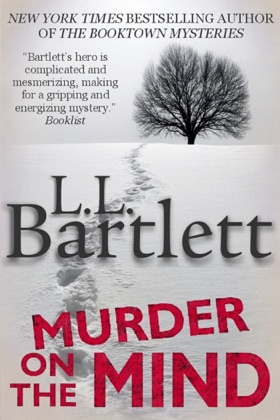 Murder on the Mind book cover