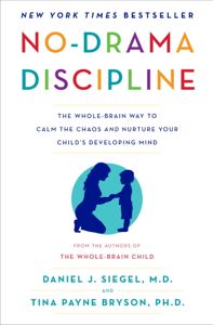 No-Drama Discipline Book Cover