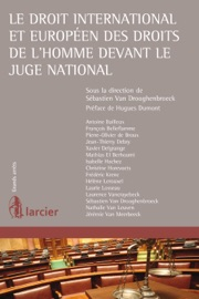 Le Droit International Et Europ En Des Droits De L Homme Devant Le Juge National