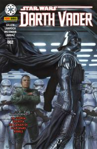 Darth Vader 2 Copertina del libro