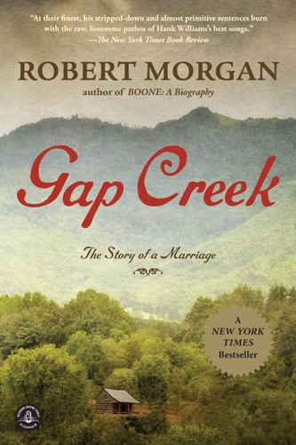 Gap Creek (Oprah's Book Club) Book
