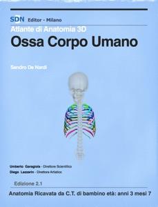 Ossa Corpo Umano Book Cover