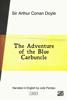 Arthur Conan Doyle - The Adventure of the Blue Carbuncle (With Audio) ilustración
