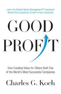 Good Profit La couverture du livre martien