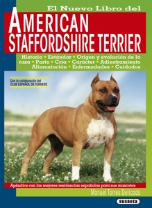 American Staffordshire Terrier Book Cover