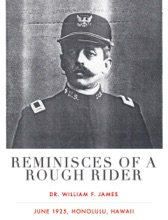 Reminisces Of A Rough Rider