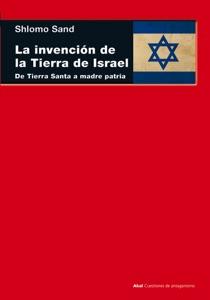 La invención de la tierra de Israel Book Cover