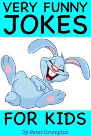 Very Funny Jokes for Kids book