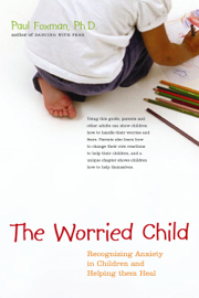 The Worried Child book