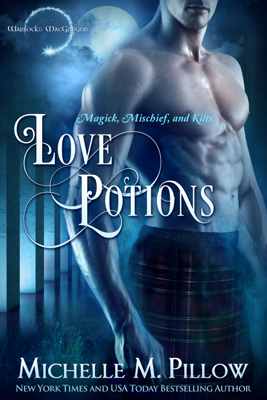 Michelle M. Pillow - Love Potions book