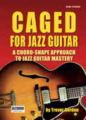 CAGED For Jazz Guitar Book Cover