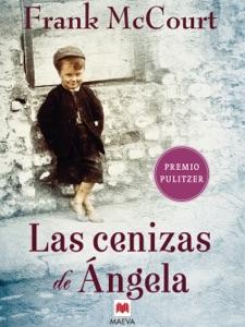 Las cenizas de Ángela Book Cover