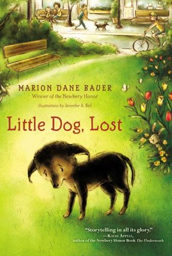 Marion Dane Bauer - Little Dog, Lost